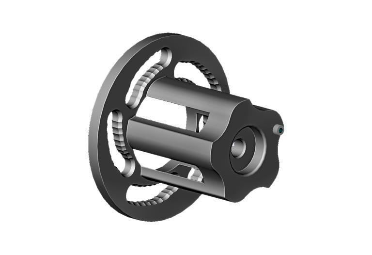 Comec AA4120 5 Bolts Adapter Ring