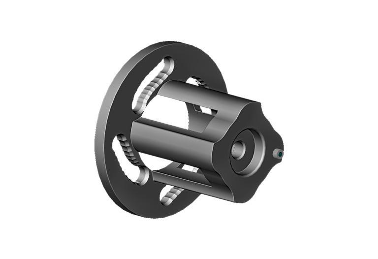 Comec AA4100 4 Bolts Adapter Ring