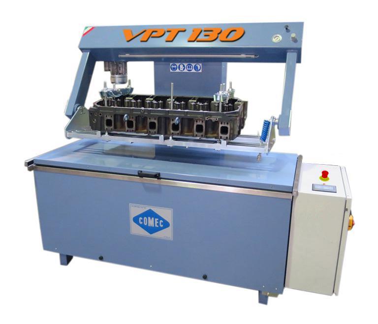 VPT130 Vasca Prova Testate Motore Comec