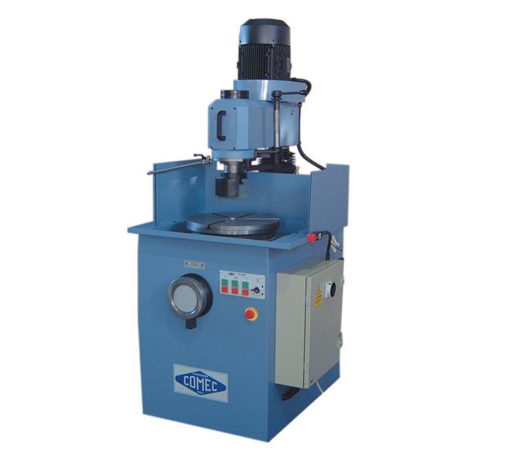 Comec RTV612 - Flywheel And Clutch Pressure Plate Grinder