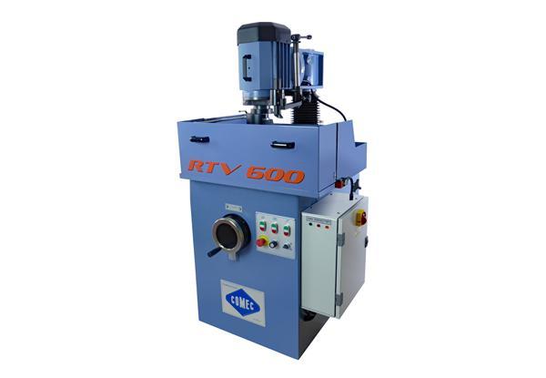 Comec RTV600 - Rettificatrice volani motore e spingidischi frizione