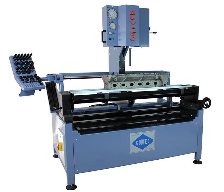 Cylinder head guide press - ENGINE LINE   COMEC